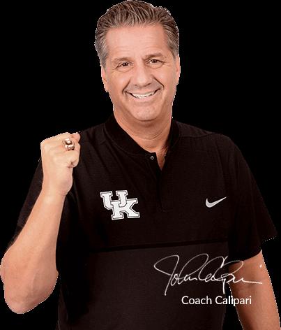 Coach Calipari