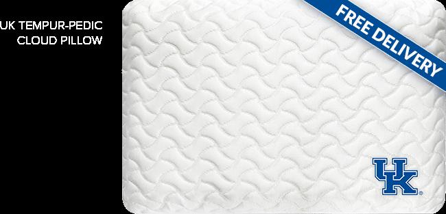UK Tempur-Pedic Cloud Pillow