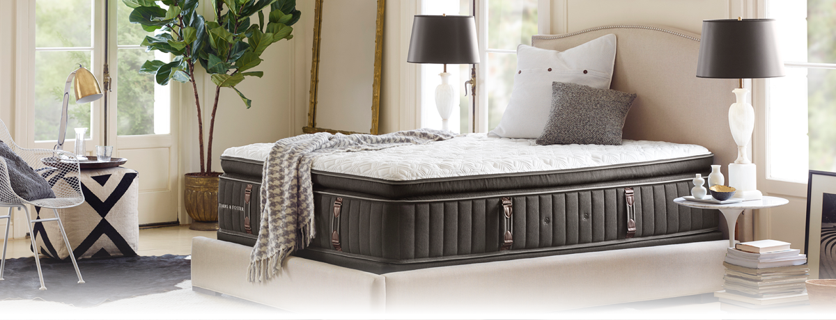 Stearns Amp Foster Sleep Outfitters