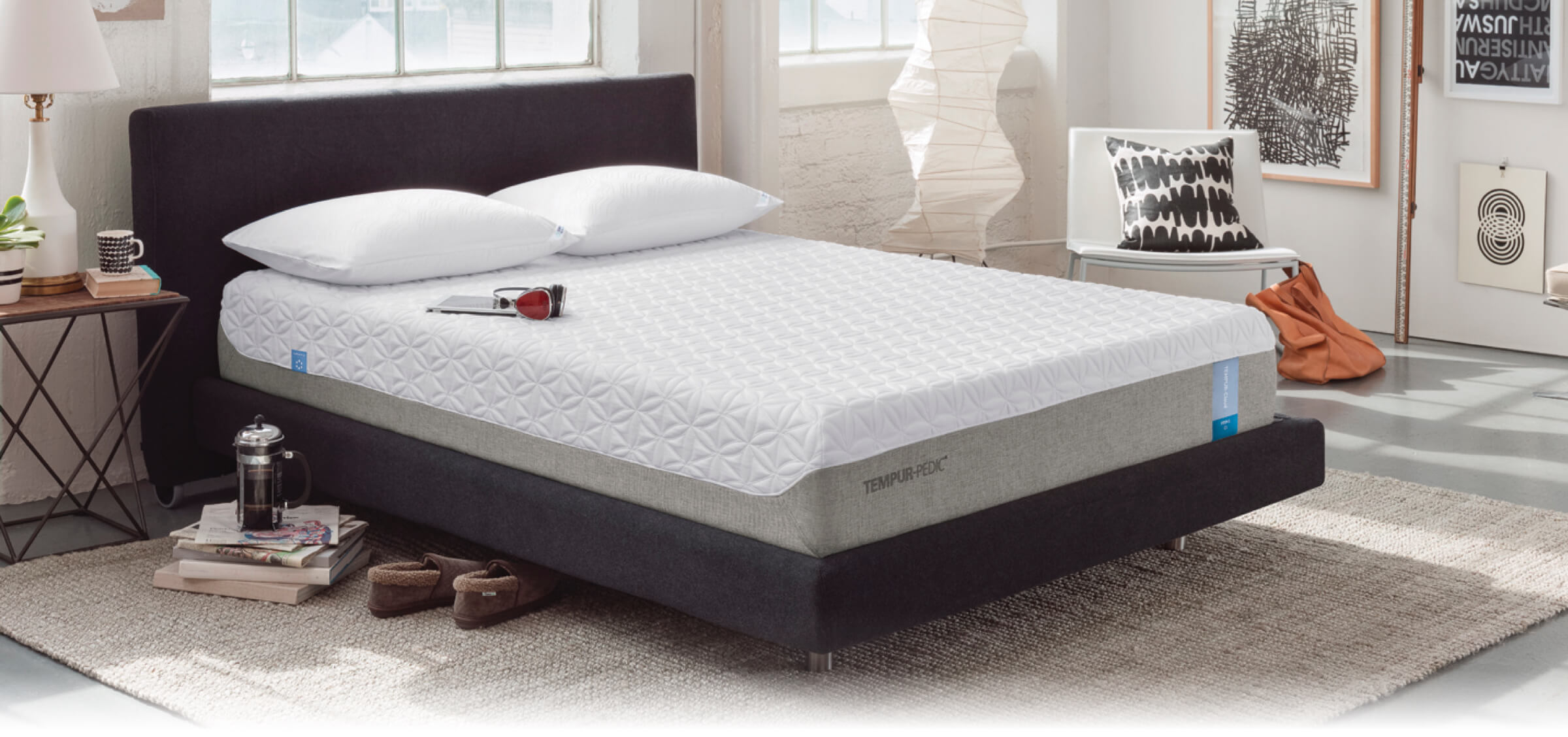 Sleep on the best with Tempur Pedic
